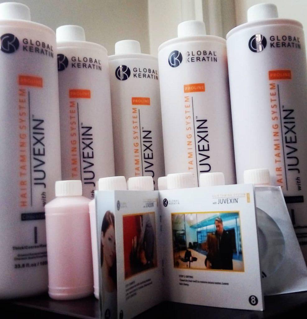 حراجی مواد کراتینه مو گلوبال در کشور