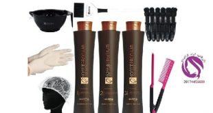 تجهیزات اصلی مورد نیاز کراتین مو