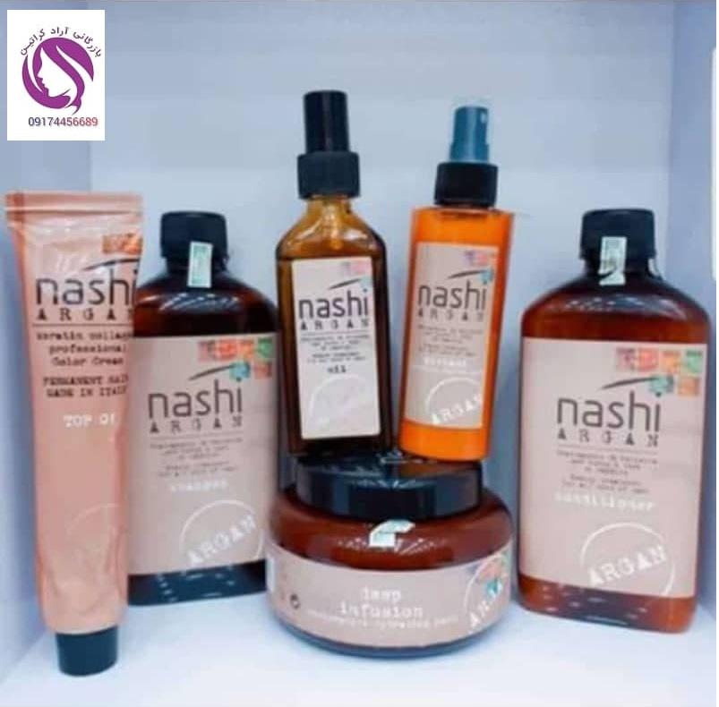محصولات nashi